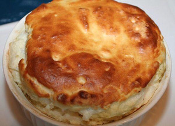 سوفله پنیر-Soufflé