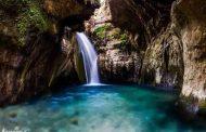 تنگ تامرادی یاسوج سرزمین آبشارهای شگفت انگیز