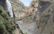 آبشار کرودی کن | جاذبه های گردشگری ایران | استان چهارمحال بختیاری