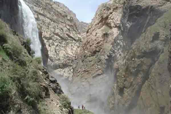 آبشار کرودی کن