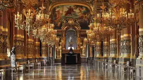 قصر گارنیه   اپرای ملی پاریس