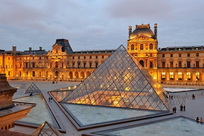 موزه لوور Musée du Louvre