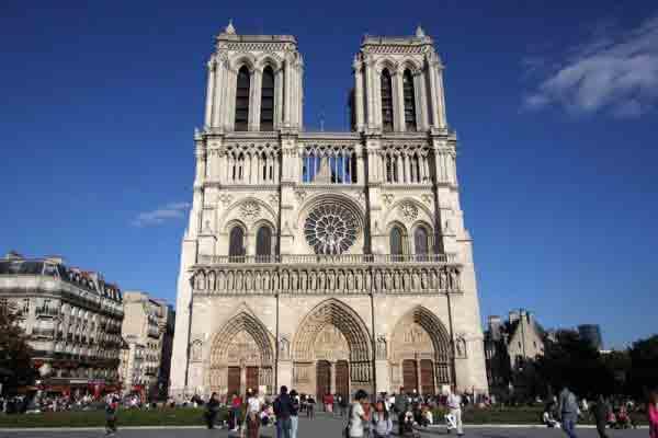 کلیسای نوتردام پاریس  | Notre Dame de Paris