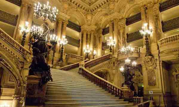 کاخ گارنیه,اپرای ملی پاریس