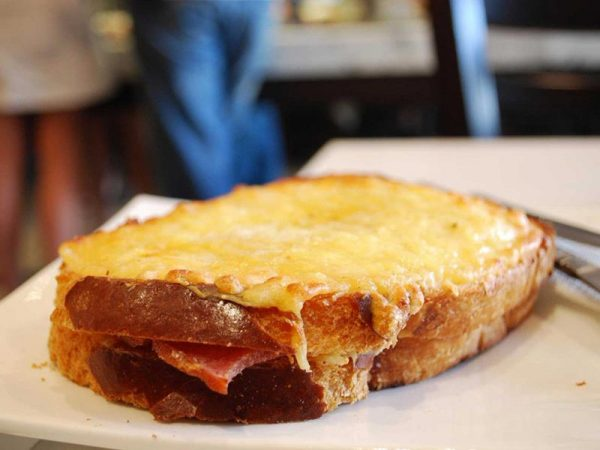کروک موسیو (Croque monsieur)