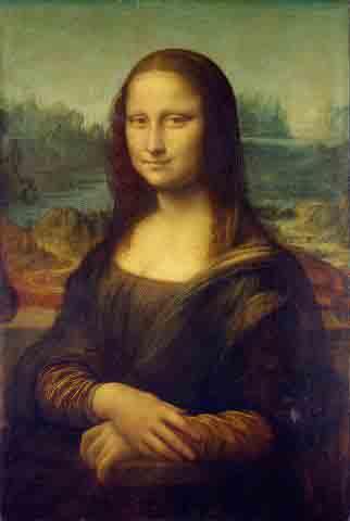 مونالیزا,ژوکوند,موزه لوور ,موزه,پاریس,گردشگری