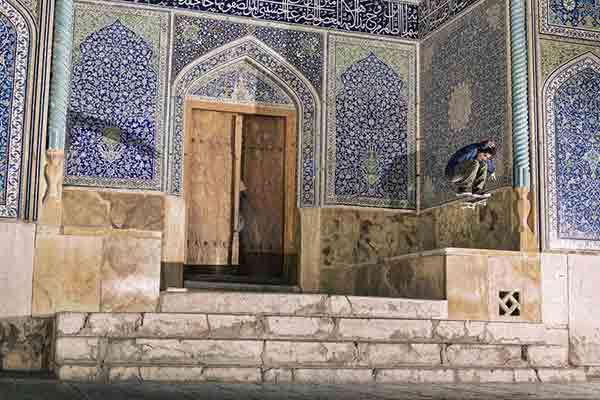 اسکیتسواری در ایران حال و هوای خودش را دارد
