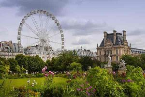 باغ لوکزامبورگ ،Jardin du Luxembourg