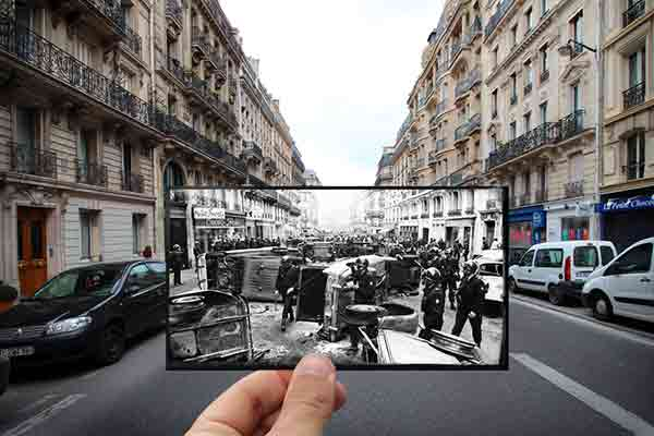 آشنایی با فرهنگ و رسوم فرانسوی ها