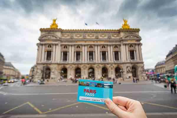 کارت گردشگری پاریس ( Paris Pass ) چیست؟