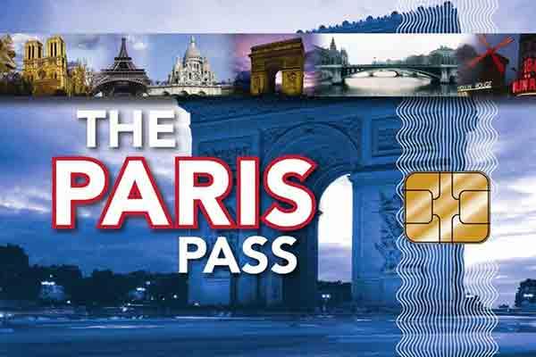 کارت گردشگری پاریس , Paris Pass