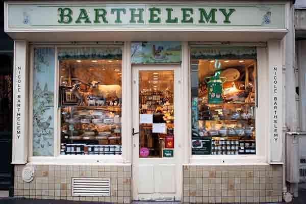 راهنمای خرید پنیرهای فرانسوی در پاریس