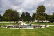 باغ تویلری Tuileries در پاریس
