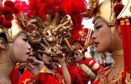 کارنوال سال جدید چینی در پاریس