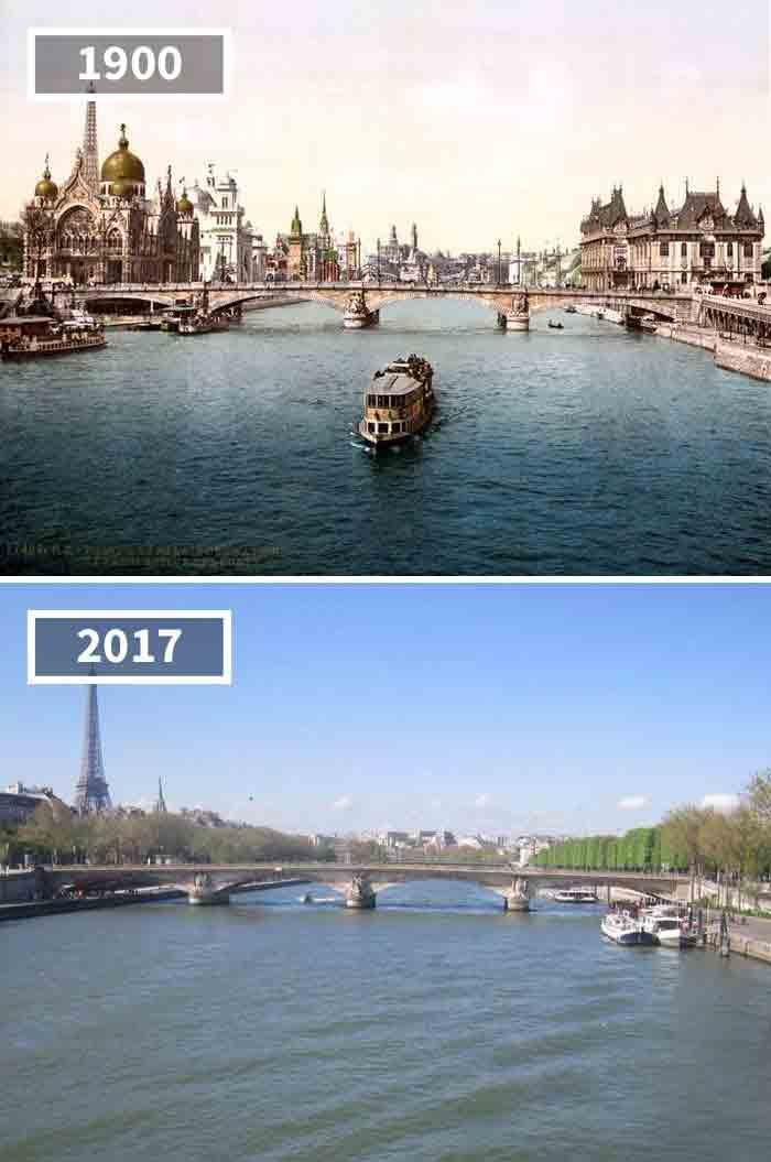 فرانسه در گذر زمان به روایت تصاویر