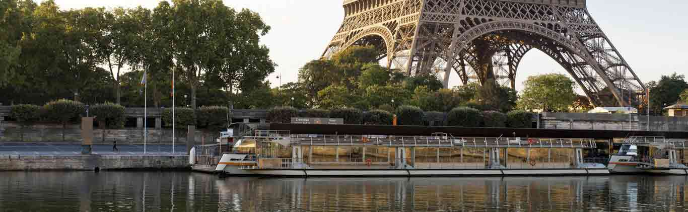 کشتی سواری بر روی سن , Bateaux-Mouche