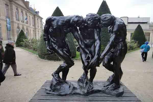موزه رودن پاریس