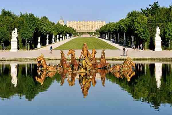 کاخ ورسای , Château de Versailles