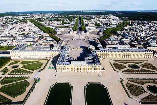 كاخ ورساي , Château de Versailles