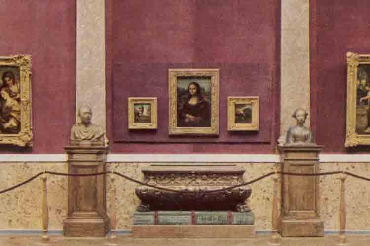 رموز موزه لوور