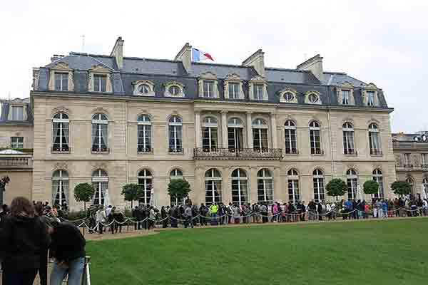 کاخ الیزه پاریس ,Palais de l Elysee,,پاریس,گردشگری,پاریسگردی,موزه ,ایفل,نتردام,لوور,,