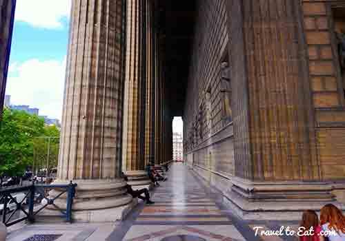 کلیسای مادلین پاریس | Eglise de la Madeleine