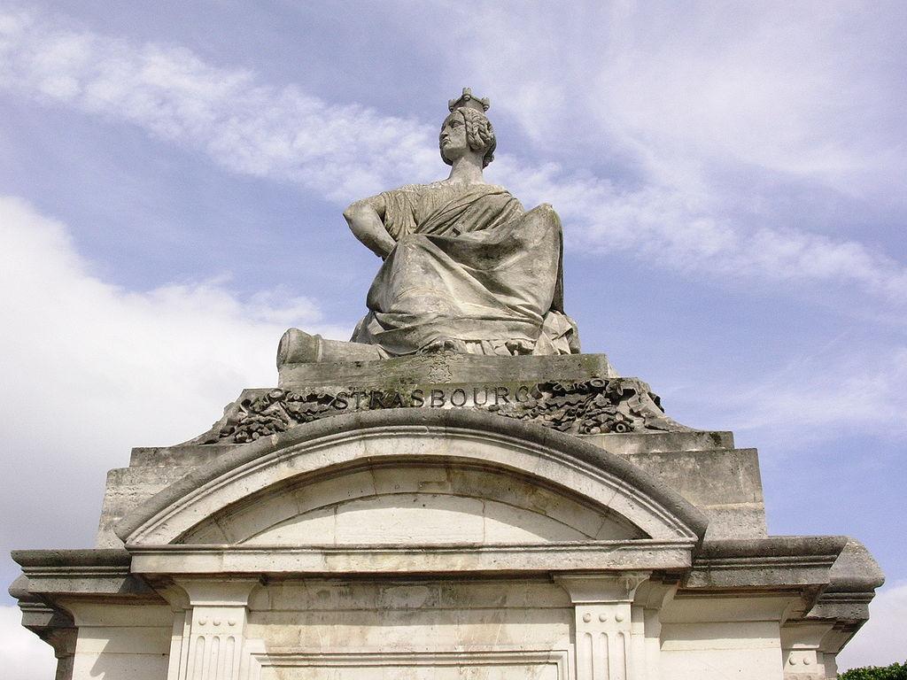 مجسمه استراسبورگ