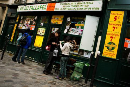 فلافلفروشی | L'As du Falafel