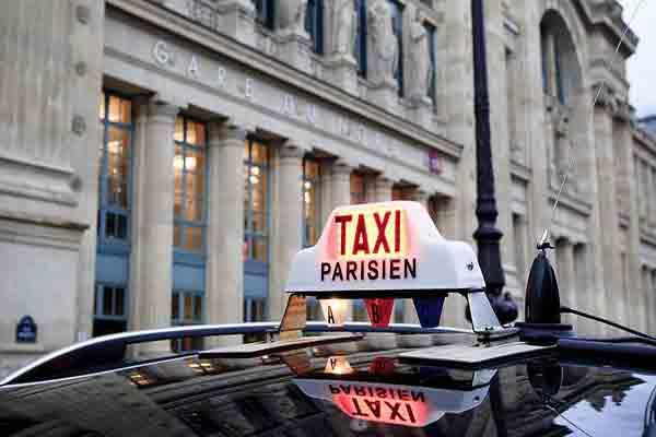 راننده تاکسی های کلاهبردار در پاریس