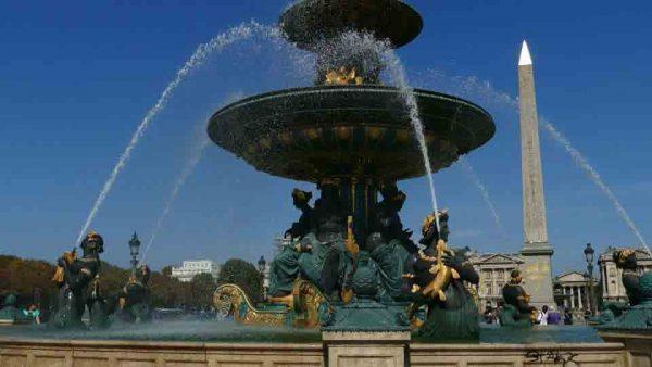 میدان کنکورد , Place de la Concorde,سفر به فرانسه ,پاریس,گردشگری,پاریسگردی,موزه ,لوور,,