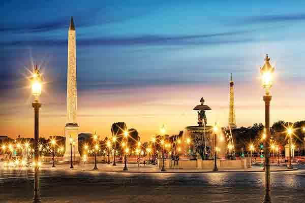 تاریخچه عجیب میدان کنکورد پاریس