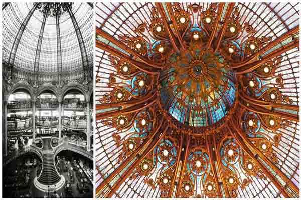 گالری لافایت پاریس | Galeries Lafayette