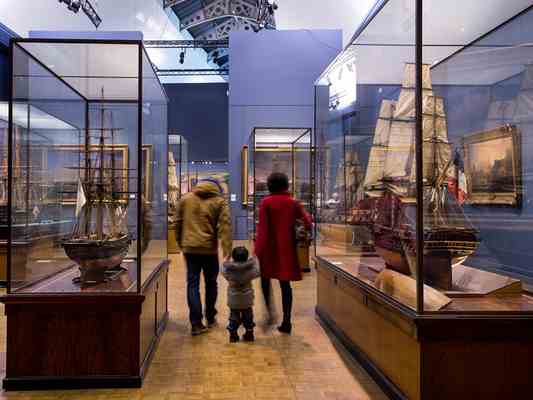 موزه ملی دریایی پاریس