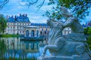 قصر فونتنبلو اقامتگاه 34 پادشاه | Château de Fontainebleau