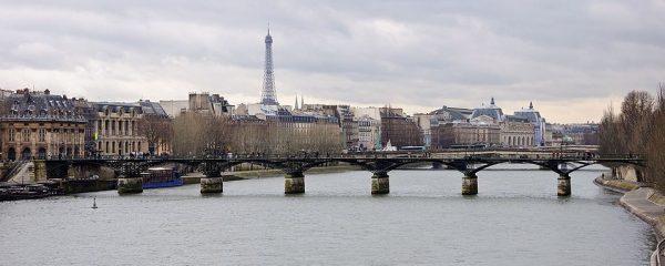 پل هنر پاریس , Pont des Arts, پل عشاق پاریس