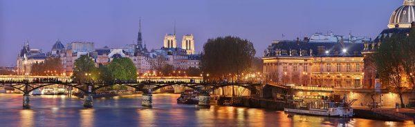 پل هنر پاریس | Pont des Arts | پل عشاق پاریس