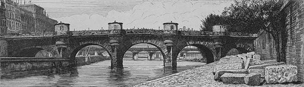 پونت نوف , Le Pont-Neuf