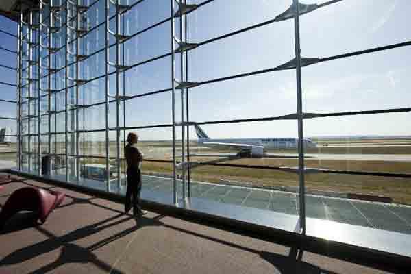 فرودگاه شارل دوگل پاریس | CDG | Roissy | Paris-Charles de Gaulle