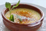کرم بروله | Creme brulee | دسر اصل فرانسوی