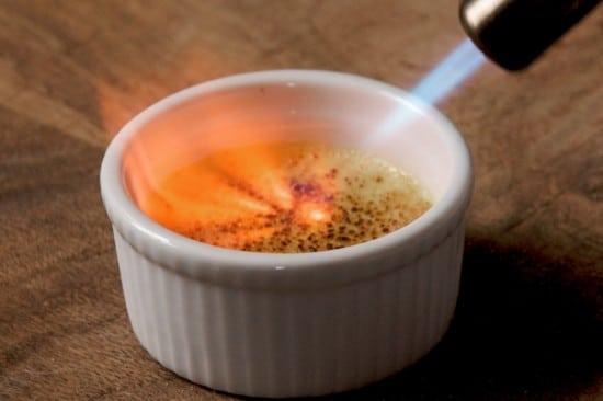 کرم بروله ,Crème brûlée ,ظرزتهیه ,دسر فرانسوی