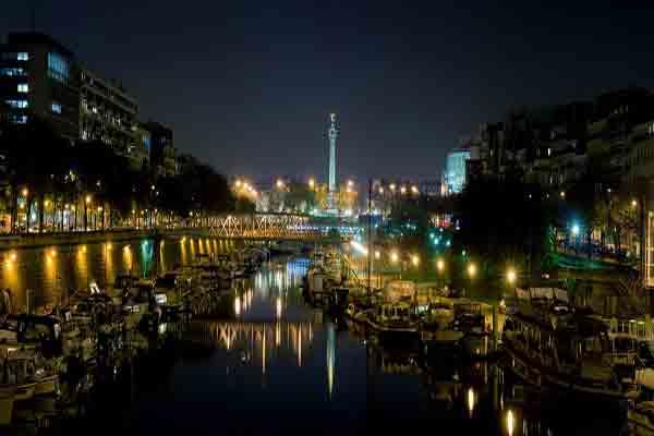 میدان باستیل پاریس | Place de la Bastille