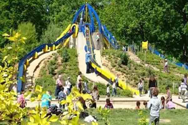پارک فلورال پاریس | Parc floral