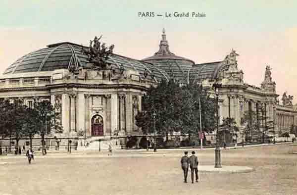 گراند پله,grand palais