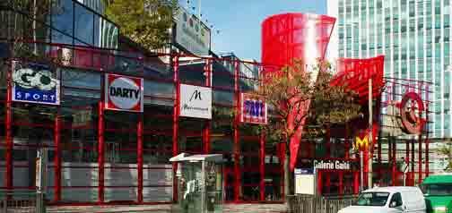 مهمترين مراكز خريد پاريس ,شانره ليزه ,گالري لافايت ,لادفانس ,ريوولي ,مونپارناس