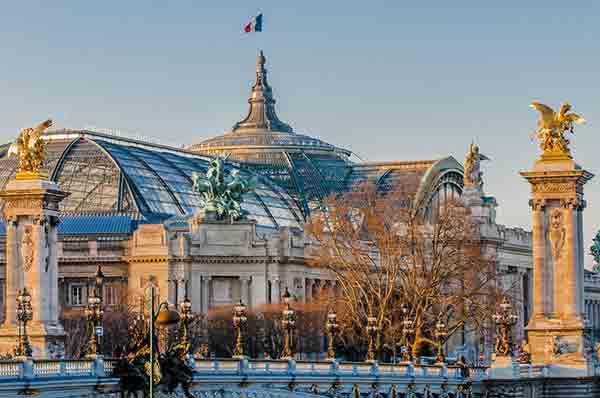 گراند پله,grand palais, پل الکساندر سوم