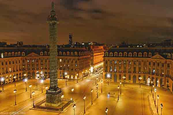 میدان وندوم پاریس | مکانی برای برترین برندها و جواهرسازان دنیا