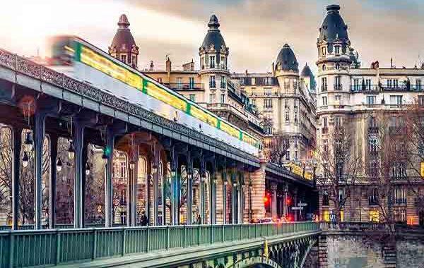راهنمای مترو پاریس | توریستی | گردشگری | Métropolitain | Métro paris