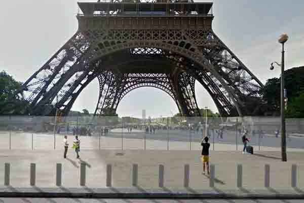 برج ایفل و جدار شیشه ای ضدگلوله | پروژه ای 20 میلیون یوروئی جهت امنیت گردشگران