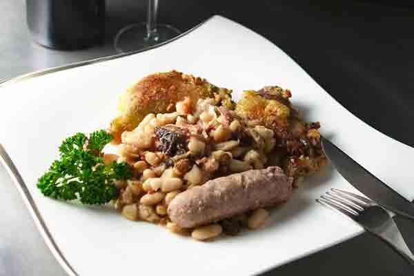 15 غذای محبوب فرانسوی که حتما باید امتحان کنید , کسوله