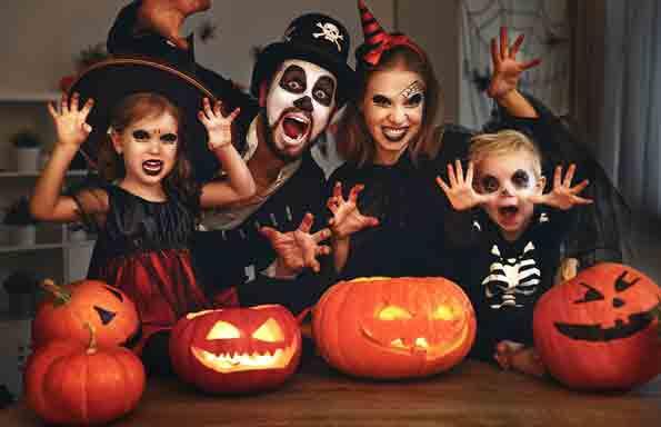 جشن هالووین , هالووین , هالووین در پاریس ,31 اکتبر